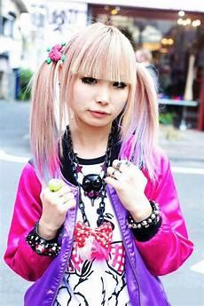 harajuku style hair japanese fashion harajuku fashion style
