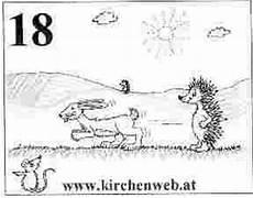 der hase und der igel adventkalender mit m 228 rchen f 252 r kinder