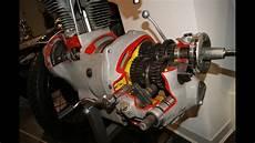 motor mit getriebe simson awo 425 s motor schnittmodell schnittmotor