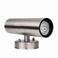 outdoor 6w modern led light wall sconce up down waterproof
