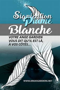 signification des plumes signification plume blanche