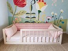 Adorable Toddler Toddler Bedroom Ideas On A Budget by Montessori Floor Bed Toddler Bed Big Kid Room Ideas