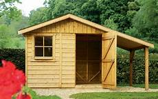 bois pour abri de jardin abris de jardin construits en ossature bois