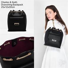 tas import k black jual tas branded ck drawstring backpack 25 cm original black murah kwalitas tas import