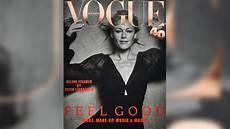helene fischer auf dem januar cover der deutschen vogue