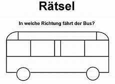 in welche richtung f 228 hrt der der busse fahren