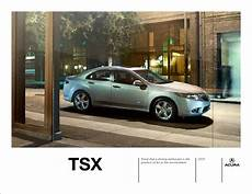 2012 acura tsx brochure by acura at oxmoor louisville ky