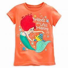 T Shirt Malvorlagen Kostenlos Meerjungfrau Arielle Die Meerjungfrau Freunde T Shirt F 252 R Kinder
