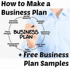 How To Make A Business How To Make A Business Plan And Bonus Free Business Plan