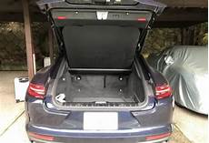 Porsche Panamera Kofferraum - how much luggage can you actually put in the trunk of the