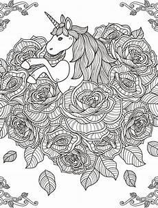 Malvorlagen Unicorn Quest 307 Besten Malvorlagen Bilder Auf Malb 252 Cher