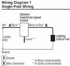 Low Voltage Single Pole Dimmer Switch Wiring Diagram by Lutron Spslv 1000 Br Spacer System 1000va 800w Magnetic