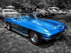 blue 67 corvette stingray 001 photograph by lance vaughn