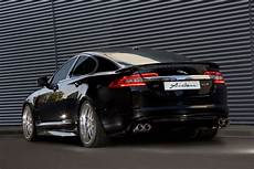 Jaguar Xf Front Conversion Set Safety And Style From Arden