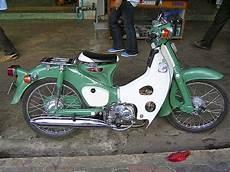 Modifikasi Motor Honda 70 by Kumpulan Gambar Motor Modifikasi Motor Jadul Honda 70