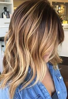 Ombre Glatte Haare - 1001 ideen f 252 r ombre blond frisuren top trends f 252 r den