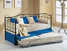 divano letto ferro battuto divano letto in ferro battuto singolo ester