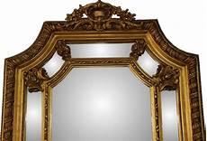 wand spiegel casa padrino barock luxus wandspiegel gold b 117 cm h 205