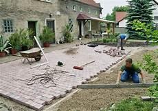 Ein Guter Baumeister H 228 Usern Garten Pflastern Kosten