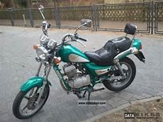 1999 Hyosung Ga 125