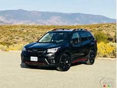 subaru sport 2019 drive of the 2019 subaru forester car reviews