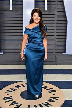 monica lewinsky dress monica lewinsky at the 2018 vanity fair oscars party 2018