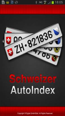 fahrzeughalter ermitteln app autoindex find de inhaber jedem schwizer auto seit