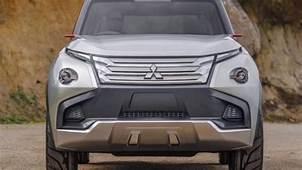 The New 2020 Pajero Sport Mitsubishi Concept  YouTube