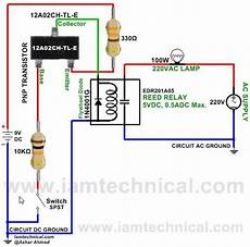 Pnp Transistor 12a02ch Tl E Switching Reed Relay Edr201a05
