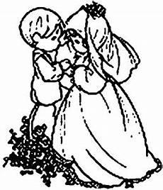 Malvorlagen Hochzeit Gratis Kinderpaar Ausmalbild Malvorlage Hochzeit