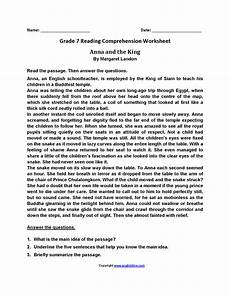 worksheets for grade 7 15417 reading worksheets seventh grade reading worksheets