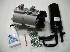 automobile air conditioning repair 1995 ford f series free book repair manuals new a c a c compressor kit for 1995 1997 ford explorer 4 0l only ebay