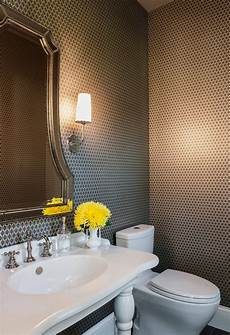 Wallpaper For Small Bathrooms
