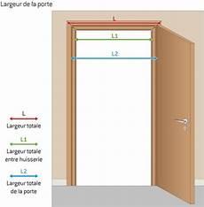 Largeur Des Portes Int 233 Rieures Avec Huisserie Archi 224