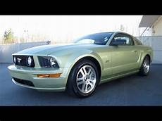 2006 ford mustang gt 5 spd start up exhaust and in depth
