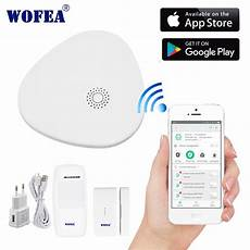 Bakeey Rf433mhz Wifi Smart Home Security by Aliexpress Buy 2 4g Smart Home Security Home