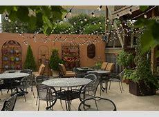 Hot spots: Restaurants create elaborate outdoor seating