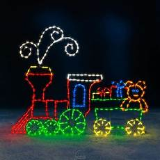 Animated Decorations Outdoor by The 6 Foot Animated Locomotive Outdoor
