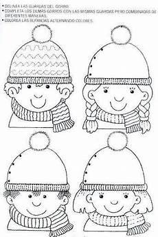 Schneemann Malvorlagen Mp3 101 Besten Winter Kindergarten Bilder Auf