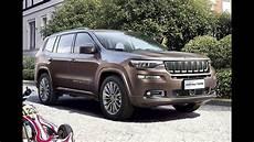 2019 Jeep Grand Commander Phev