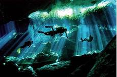 dangerous cave diving sites in mexico overseas adventurous travel