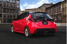 Fiche Technique Toyota Yaris Hybrid 2020