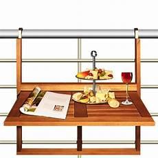 table balcon bistrot pliant tablette suspendue 64x45x87 cm