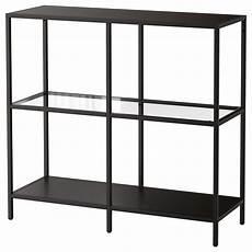 Shelf Unit White Glass 39 3 8x36 5 8 Quot Ikea Hyllor