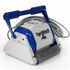 The Tiger Shark Automatic Swimming Pool Cleaner