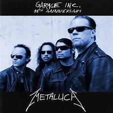 Metallica Garage Inc Album by Metallica Garage Inc 15th Anniversary By 1992zepeda On