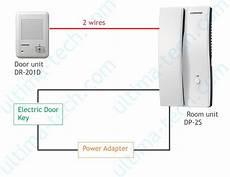 commax door phone and door bell kit dp 2s dr 201d ultima tech