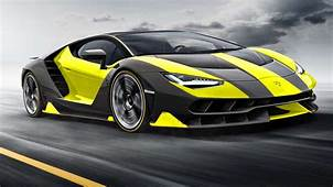 CARS Lamborghini Centenario New Concept Car 2016