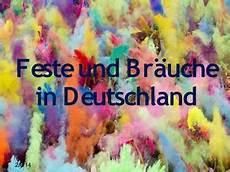 Calam 233 O Feste Und Br 228 Uche In Deutschland