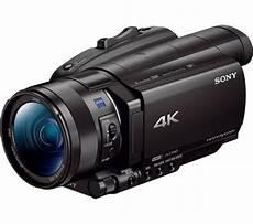 Buy Sony Fdr Ax700 4k Ultra Hd Camcorder Black Free